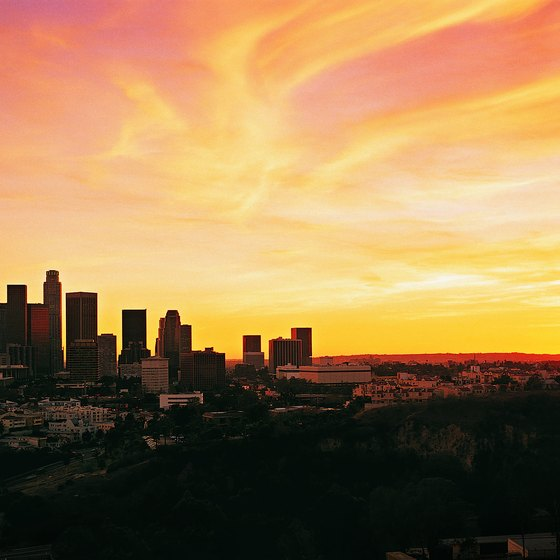 Kansas Weekend Couples Getaway: The Romantic Places For Couples In Los Angeles, California