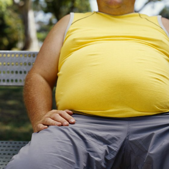 Obesity increases the risk for heart disease.