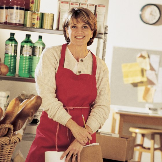 As members, independent store managers help shape a cooperative's group policies.