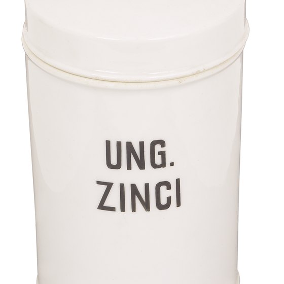 Zinc plays an important role in your body.