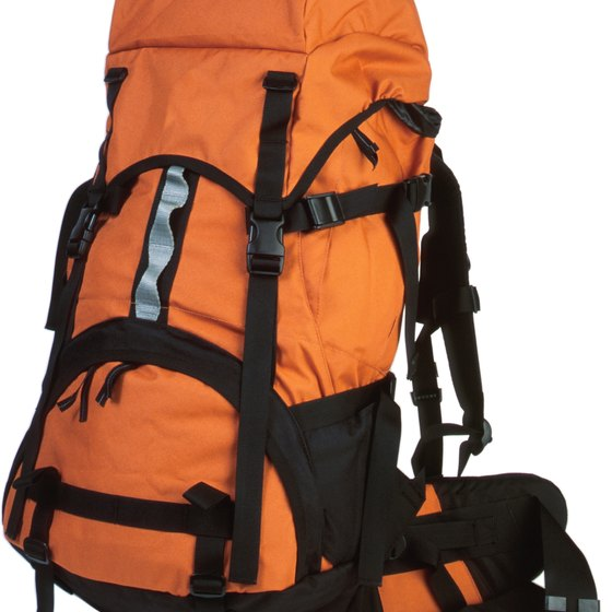In virtually all cases, it's acceptable to fly with a hiking pack.