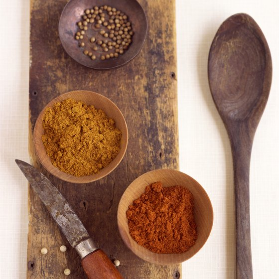 Some spices may help prevent cancer.
