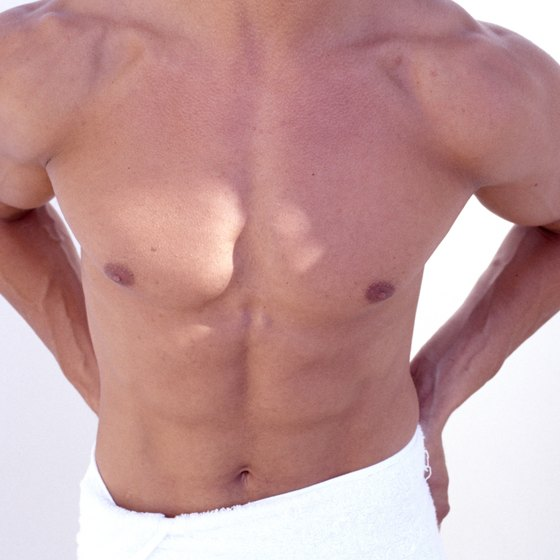 Build a strong and powerful chest.