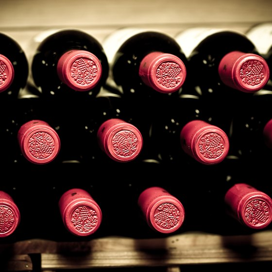 By the time a bottle of wine reaches the consumer, profits have stacked up.