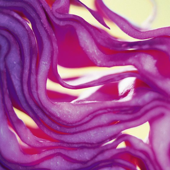 Eating more purple cabbage may improve your vision and prevent inflammation.