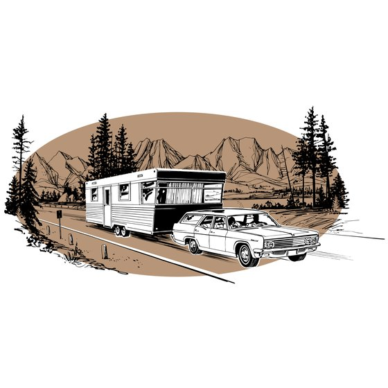 Creative Reference  Camp Trailers  Ways To Use Them When Exploring