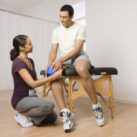 Avoid flexion of the knee against heavy resistance following a knee injury.