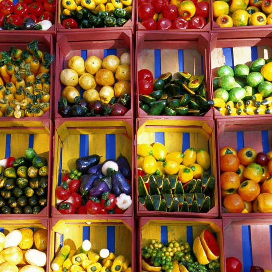 Eat fruits and vegetables daily in the color of the rainbow to obtain essential nutrients, vitamins and minerals.