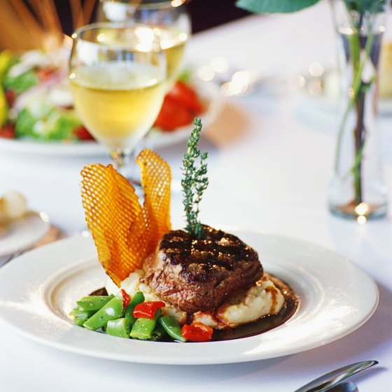Food is typically the largest expense for restaurants.