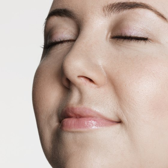 An overall weight reduction plan can help you lose weight in your face.