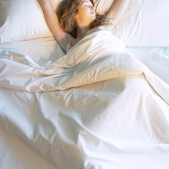 Back sleeping might be comfortable, but not always healthy.