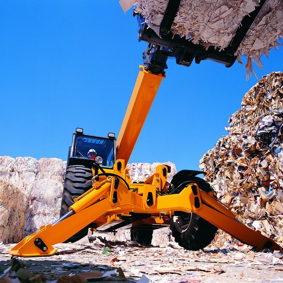In many states, scrap metal recyclers must document purchases and sales.