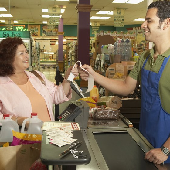 Customer service is one way to set your grocery store apart.