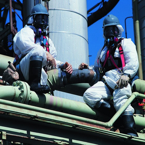 If your company handles hazardous materials, include contact information for a hazardous materials response team.