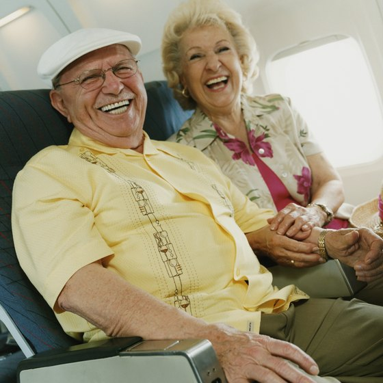Aging doesn't have to mean no more flying.