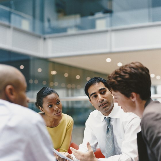 Use sales meetings to discuss revenue goals and share best practices.