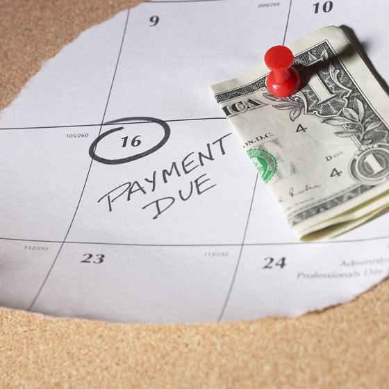 Manage your payables to maximize cash flow.