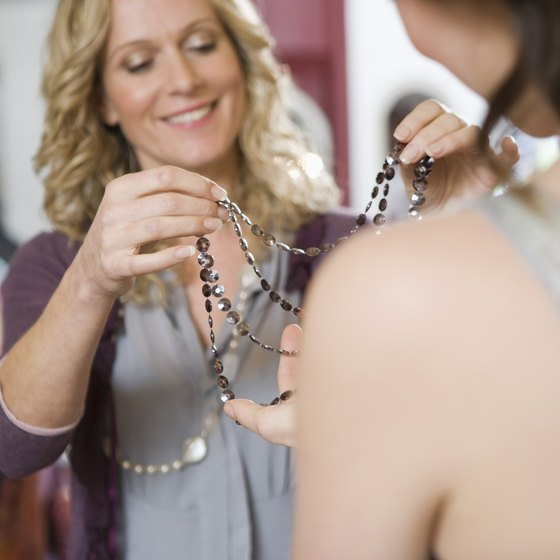 The ability to try on clothing and accessories is a tangible benefit.