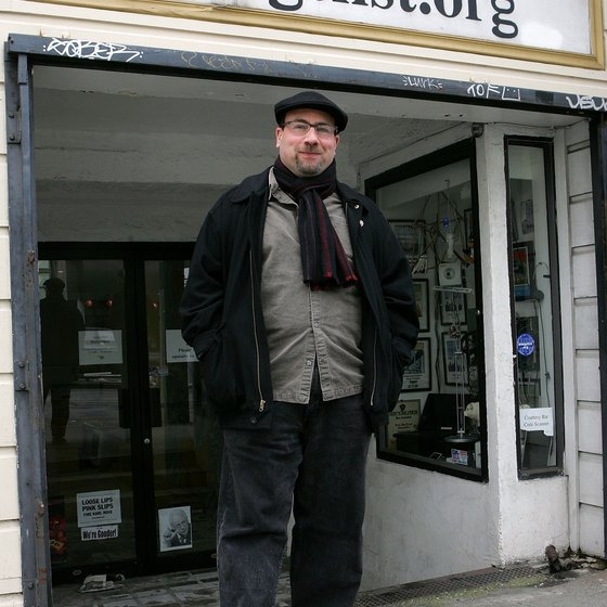Craigslist began as Craig Newmark's emailed list of local San Francisco events.
