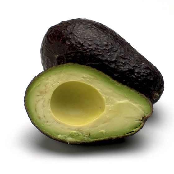 One avocado has approximately 300 calories and 30 grams of healthy fat.
