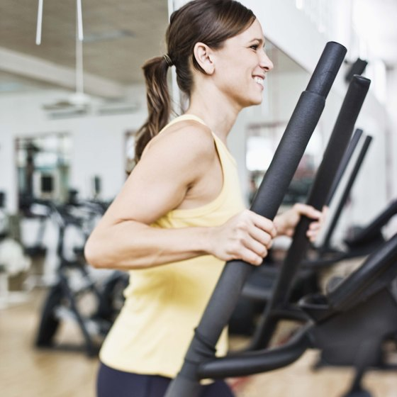 A short aerobic warm-up prior to workouts help avoid muscle strains.