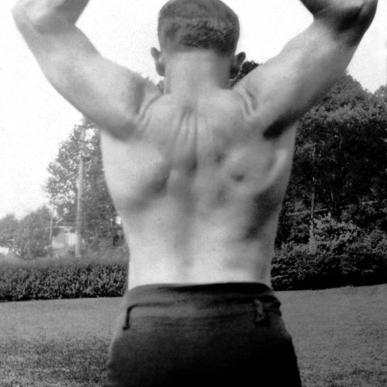 Strengthen your back with exercises other than back extensions.