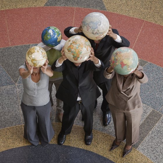 Managing a business overseas presents global challenges.