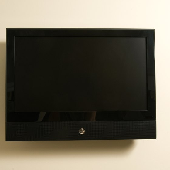 Customers may not want to use a converter box for a wall-mounted TV.