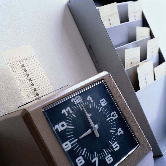 Make your timekeeping system simple for employees to understand.