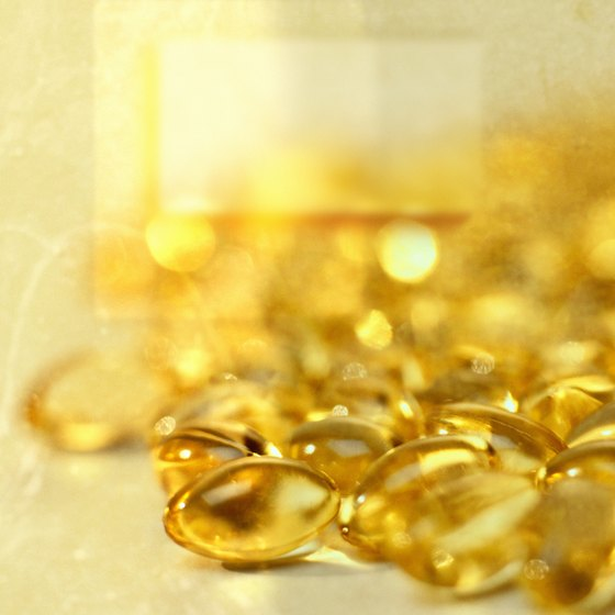 Fish oil may be dangerous when consumed in excess.