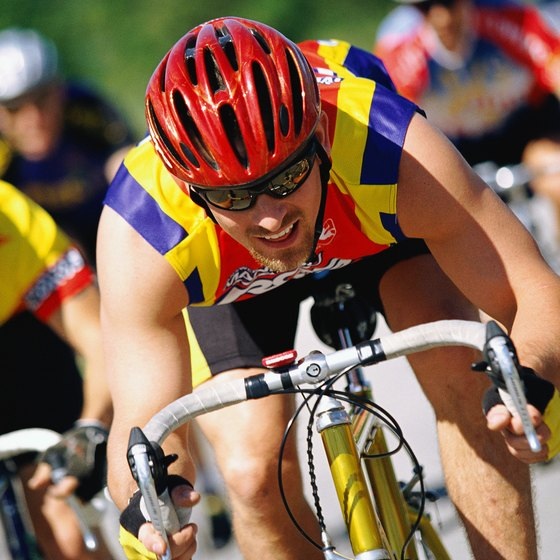 Athletes who participate in triathlons benefit from improved health and a decreased risk of overuse injuries.