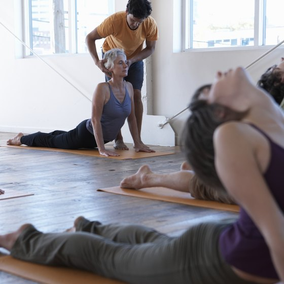Yin yoga focuses on your joints rather than your muscles.