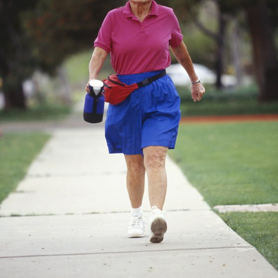 Faster walking can help burn calories in less time.
