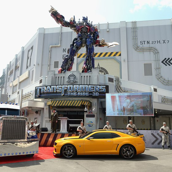 There are a number of tricks to saving money at Universal Studios.