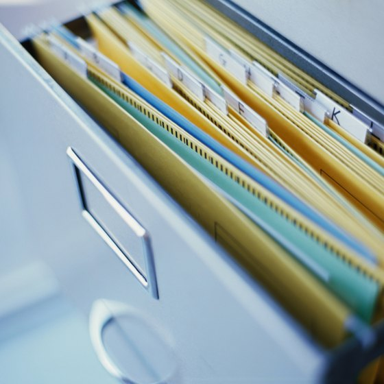 The Laws Regarding Confidential Hr Files  Your Business
