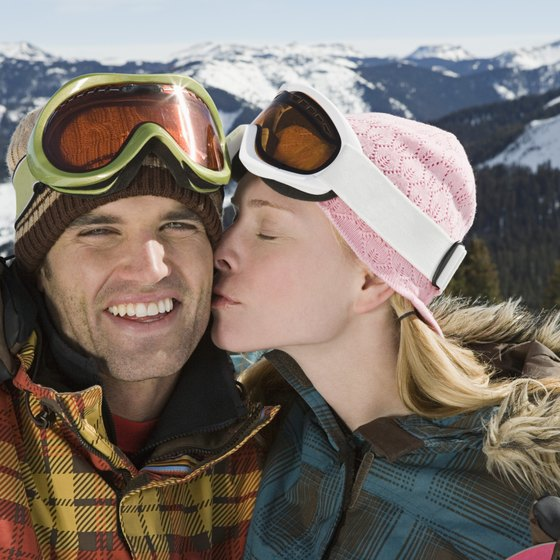 Keep each other warm with a romantic getaway to Colorado.