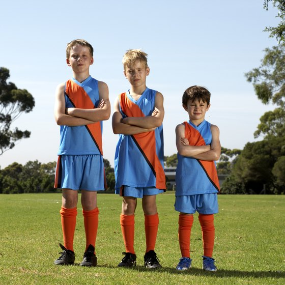 Sports programs for disabled children build confidence and self-esteem.