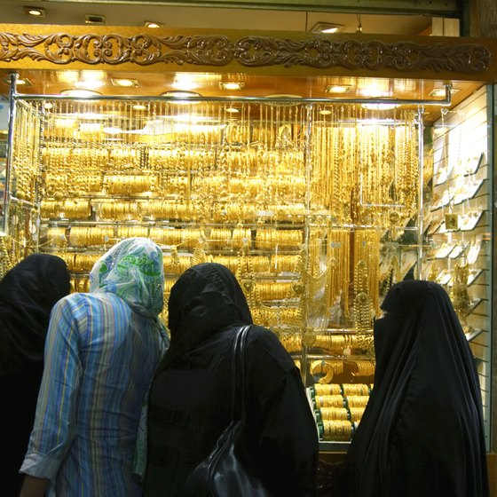 Wearing traditional garb is unnecessary, but appropriate attire in Dubai is still required of non-Muslim visitors.