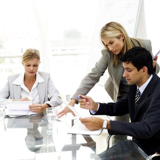 Business consulting services often use a delayed billing system and record accrued revenue.