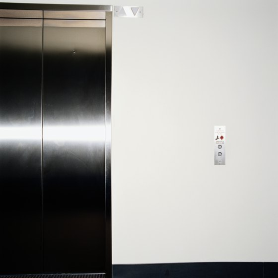 Elevator service contracts help keep you going up and down.