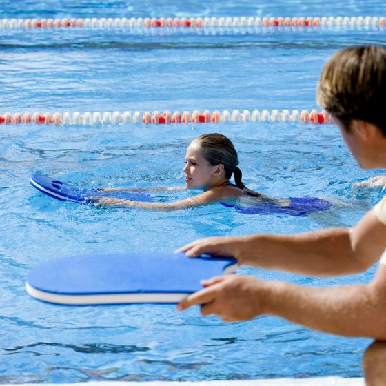 Introduce swimming in phases for best results.