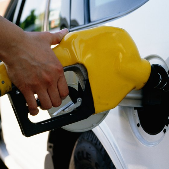 State and federal taxes make up a significant proportion of your gas price.