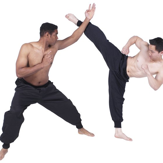 Powerful kicks are some of the most impressive techniques in the martial arts.