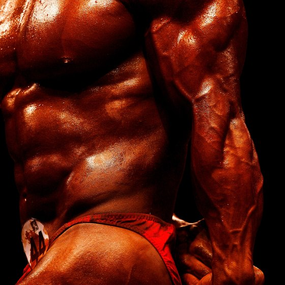 Train your triceps hard to make them grow.