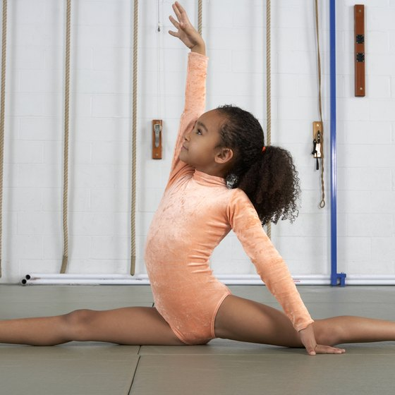 You don't have to be a little kid to do the splits.