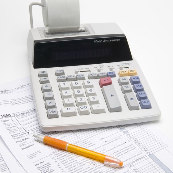 Your primary gross income is calculated based on your tax returns.