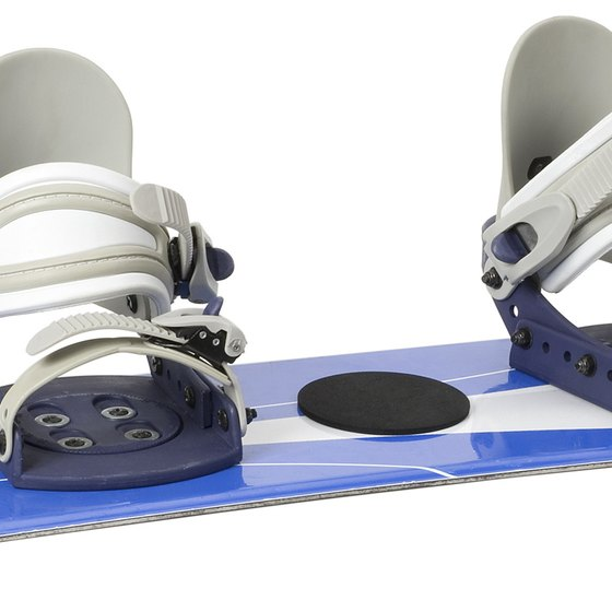 Many snowboards have collapsable bindings, while others can be a little more tricky for packing.