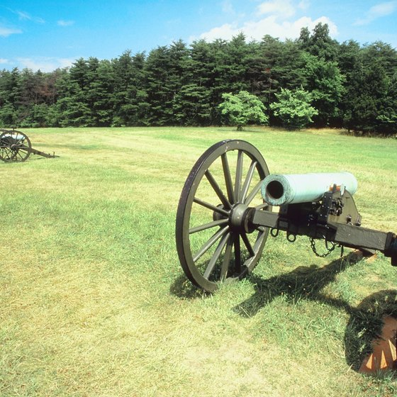Keep learning during spring break with a tour through Virginia's plentiful historical sites.