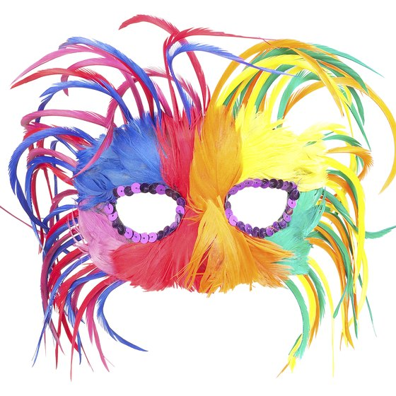 Unmask new customers with Mardi Gras festivities.
