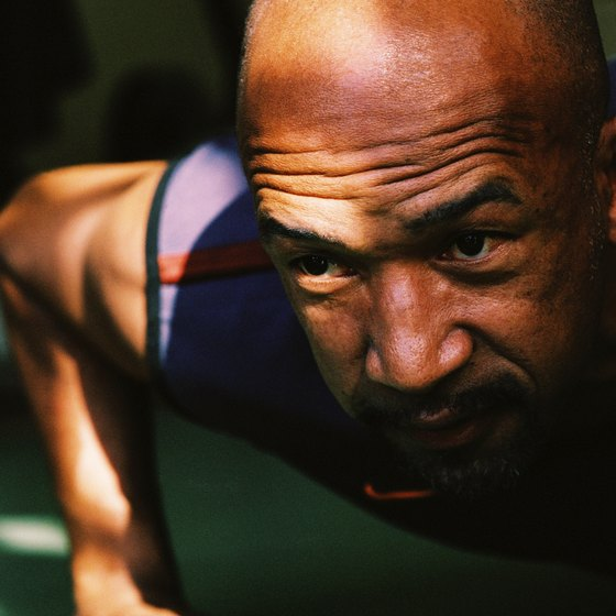 Pushup tests can lead to injury and muscular imbalances.